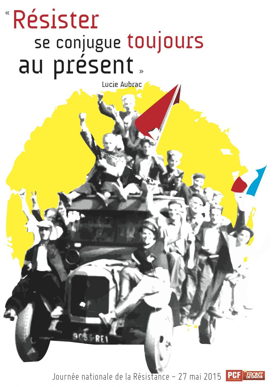 Unis dans la résistance : photos de la commémoration