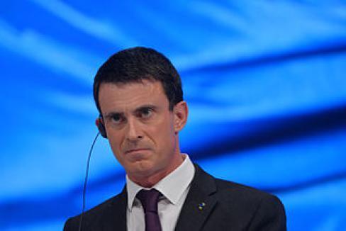 Valls : Réaction de Pierre Laurent