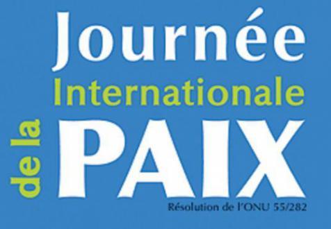 21 septembre : Promouvoir la culture de paix, c'est vouloir en finir avec le « chaos mondial »