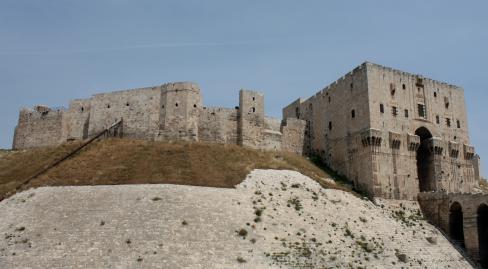 Alep (Syrie) :