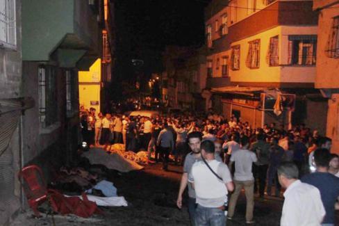 Attentat à Gazantiep (Turquie) : «Le soutien inconditionnel de la France et de l'UE à Ankara n'a fait qu'accélérer l'engrenage de violences en Turquie»
