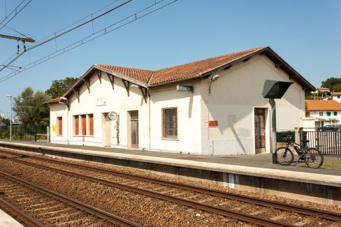 Gare de Boucau
