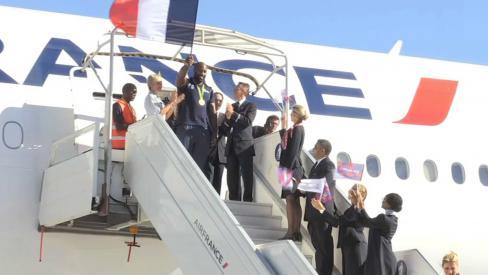 Bilan JO Rio : « Félicitations à nos formidables athlètes français-es »